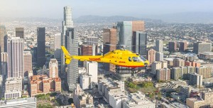 DHL Helicopter -  Copyrights DHL